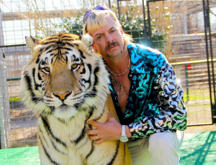 'Tiger King' star loses animal park to nemesis he tried to kill