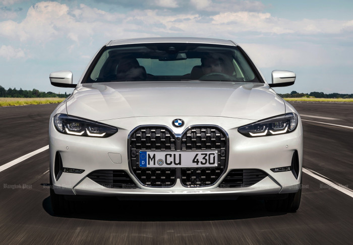 Bloated BMW grille makes it to market-ready 4 Series Coupe