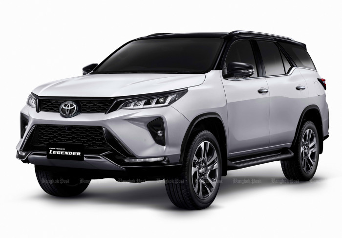 2020 Toyota Fortuner facelift- Thai prices and specs