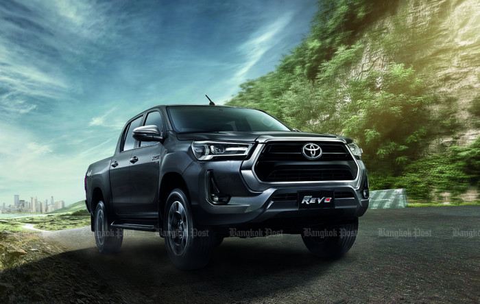 2020 Toyota Hilux Revo facelift: Thai prices and specs