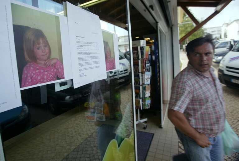 German prisoner identified as suspect — Madeleine McCann