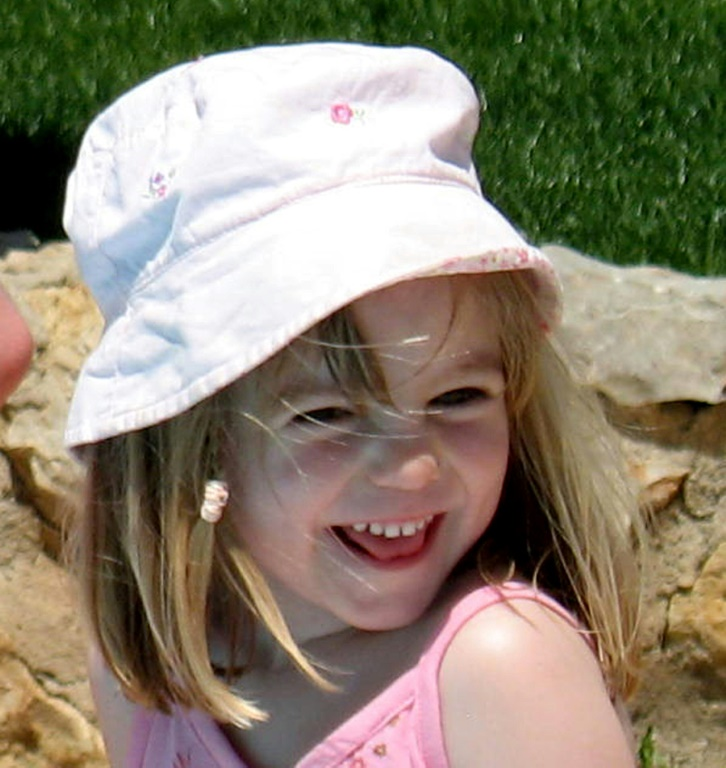 German sex offender identified as suspect in Madeleine McCann disappearance