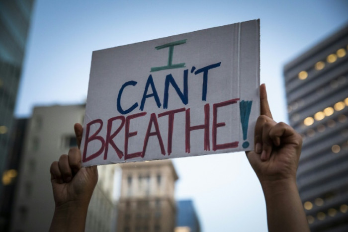 'We want to breathe, too': solidarity from Iraq