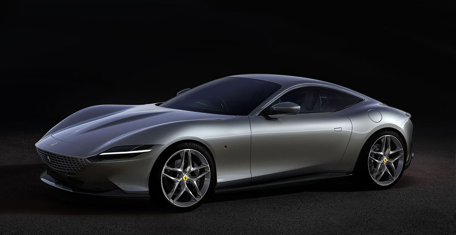 2020 Ferrari Roma Thai Pricing And Specs