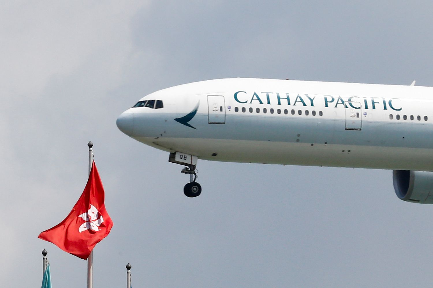 Hong Kong govt to lead $7 billion rescue package for Cathay Pacific