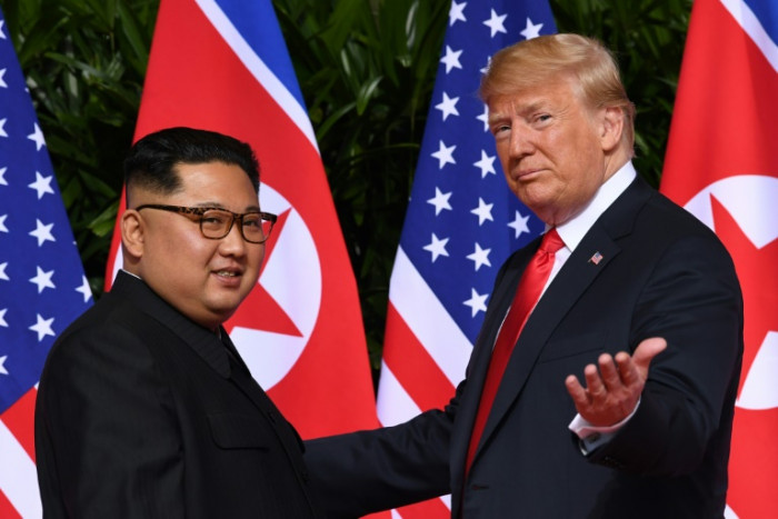 North Korea denounces US two years after Singapore summit