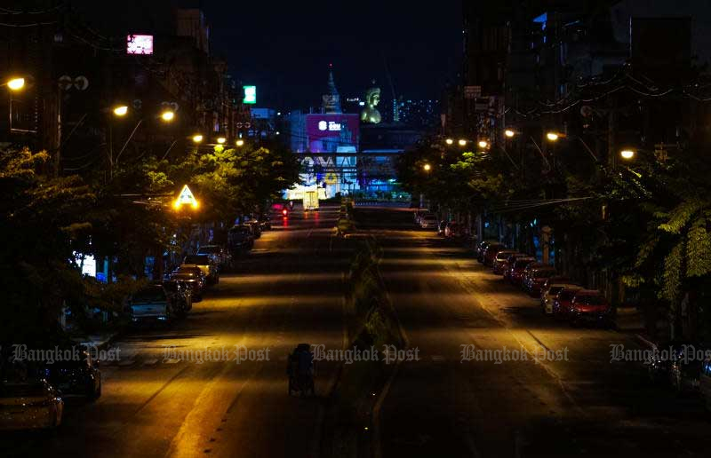 The night-time curfew enforced since late March is to be lifted this coming Monday. (Post Today photo)