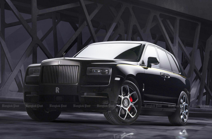 2020 Rolls-Royce Black Badge Cullinan- Thai pricing and specs