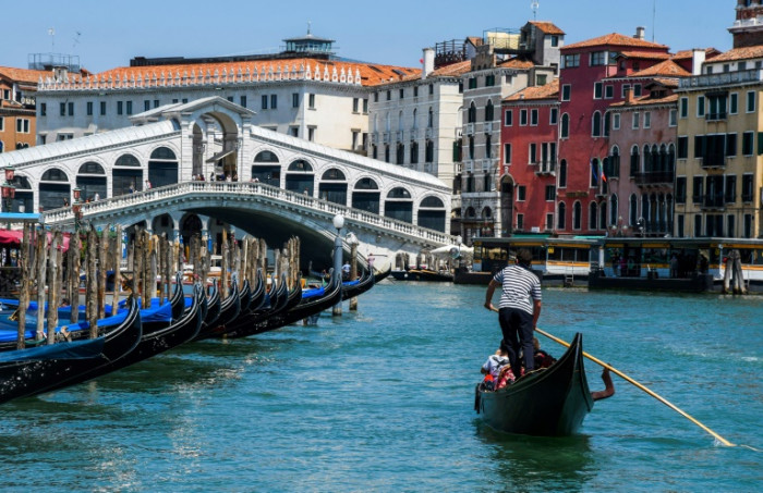 Doge's Palace reopens as tourists flock back to Venice