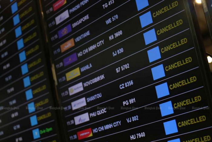 Business trips first, tourist flights later
