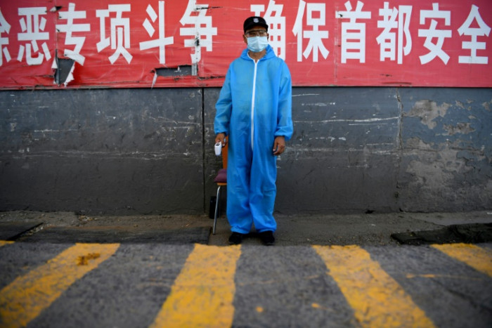 China virus cluster grows as European borders reopen