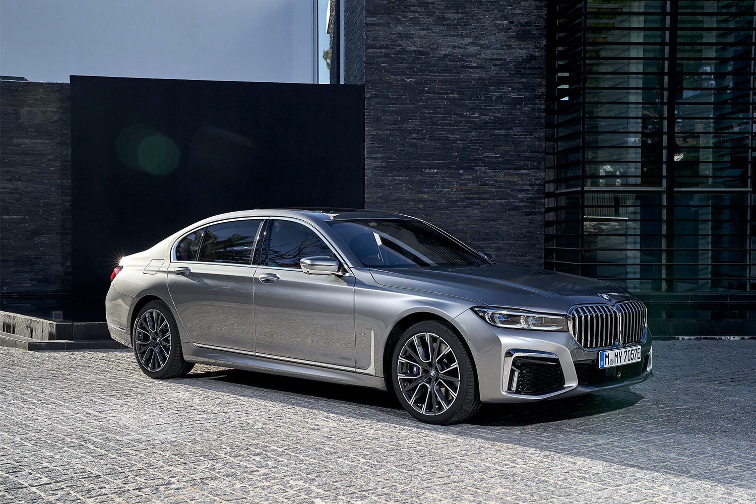 All Eyes On Bmw 7 Series Straight From The Future