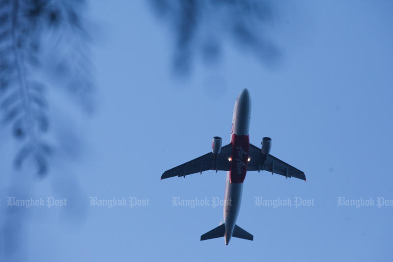 Airlines are eager to fly internationally again as soon as bilateral agreements between countries with low coronavirus risk are settled. (Bangkok Post photo)