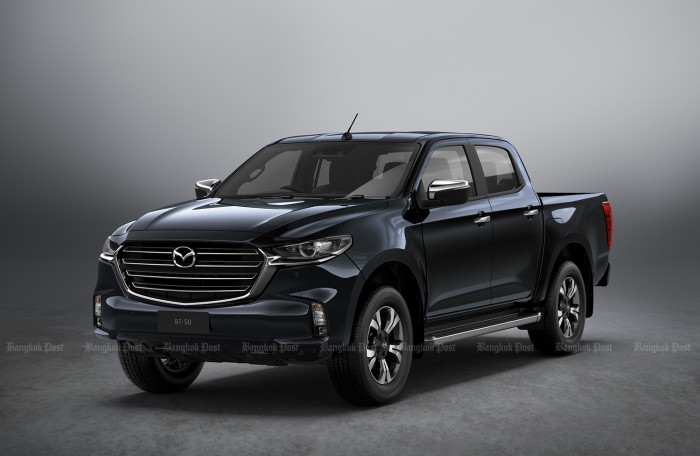 Mazda rolls out new BT-50 for 2021