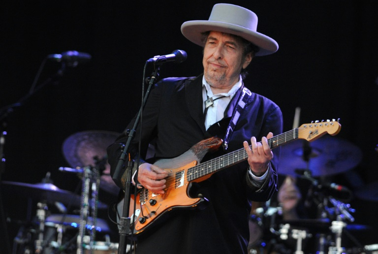Bob Dylan has released