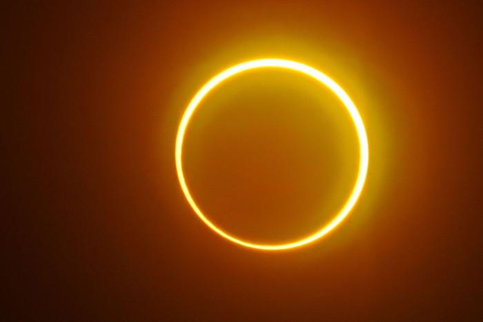 Partial solar eclipse due Sunday