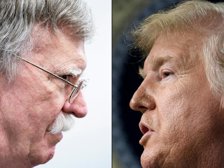 US judge allows release of ex-Trump aide Bolton's book