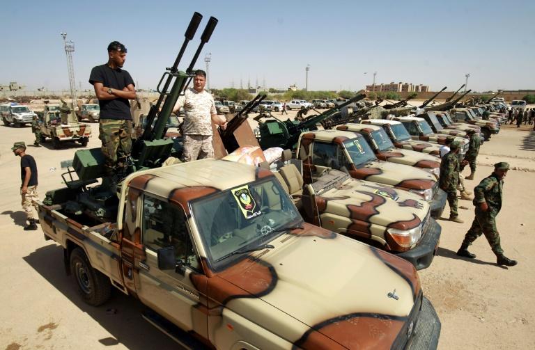 Forces loyal to eastern-based Libyan commander Khalifa Haftar have faced setbacks as Turkey has increased support to forces loyal to Libya's Government of National Accord in Tripoli