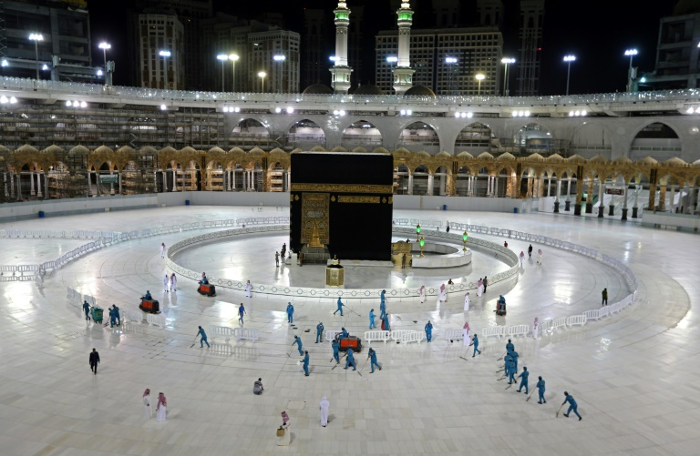 Hajj to hold next month