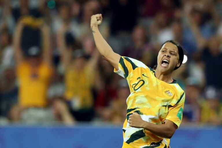 Australian superstar Sam Kerr will be a key drawcard at the 2023 World Cup