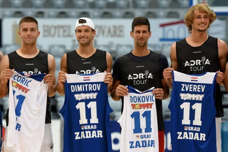 Djokovic Positive For Coronavirus Questions Over Return Of Tennis