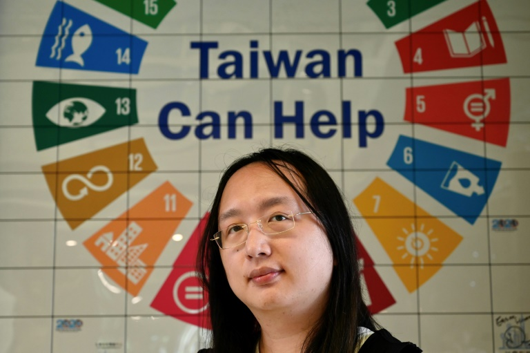 Audrey Tang forged a career in Silicon Valley before returning home to enter government