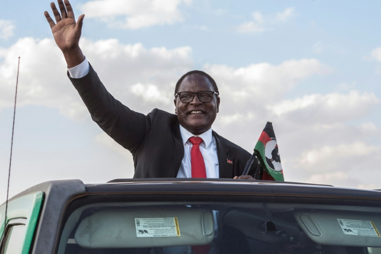Opposition wins historic rerun of Malawi's presidential vote