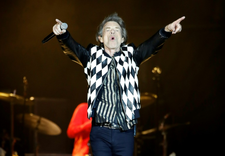 It's all over now, Rolling Stones tell USA  president