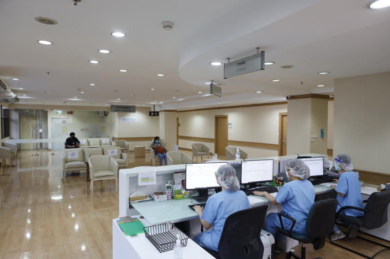 Bumrungrad hospital is recognised as a leading medical tourism destination. (Photo supplied)