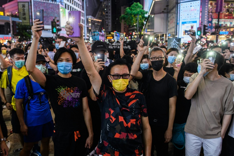 Protests against China's increasingly heavy-handed approach to Hong Kong have rocked the semi-autonomous city for the past year.