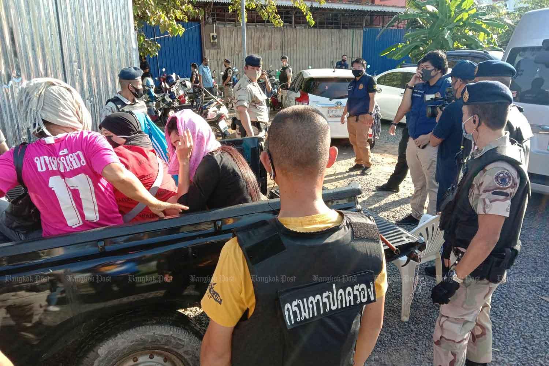Phuket casinos raided, 87 arrested