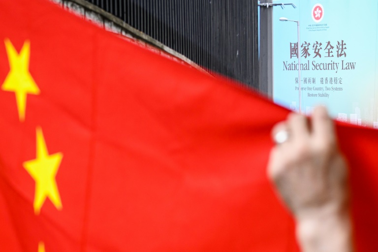 Critics and western governments fear Hong Kong's security law will stifle freedoms in the semi-autonomous city.