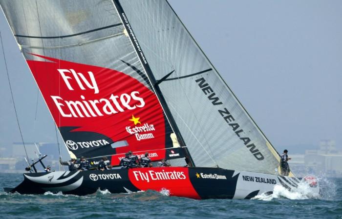 Fraud probe rocks Team NZ reeling from America's Cup spy claims