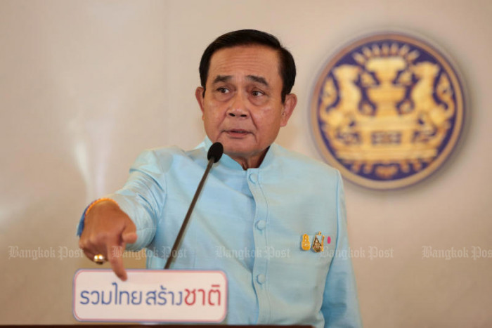 Pandemic gives Prayut leverage to extend stay power