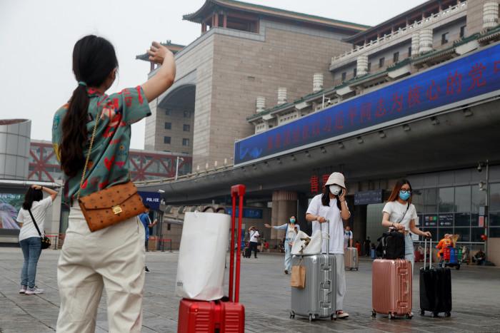 New exodus from Beijing begins