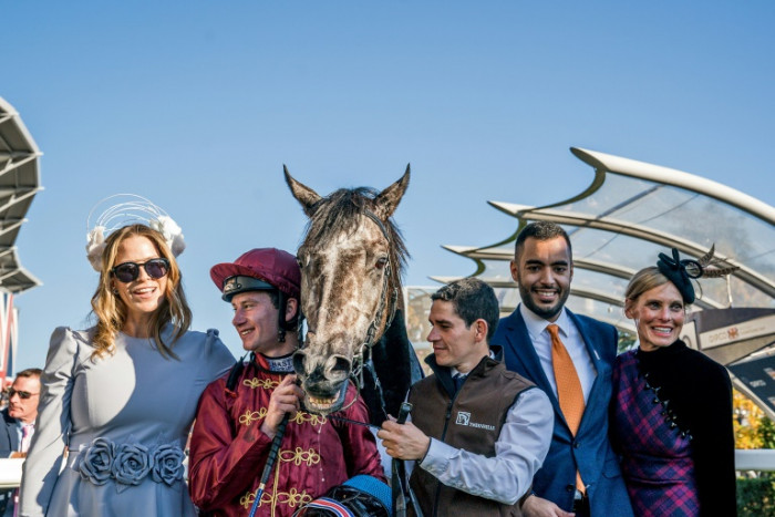 Balding bids to add another Derby fairytale to family story
