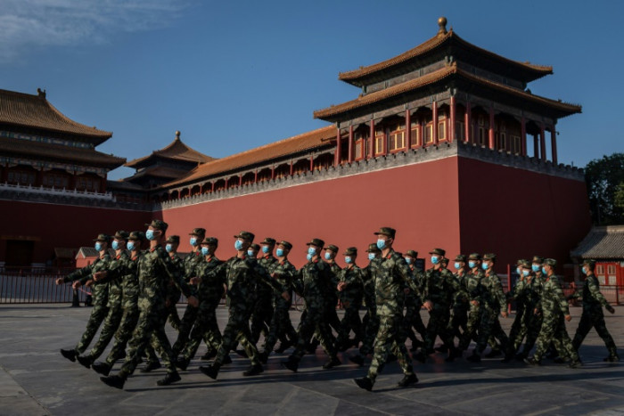 China taking on more conflict around the world