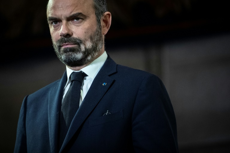 Edouard Philippe Philippe has served as prime minister of France for three years.