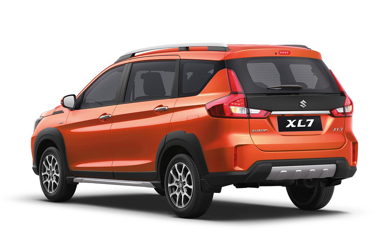 2020 suzuki xl7 thai price and specs 2020 suzuki xl7 thai price and specs