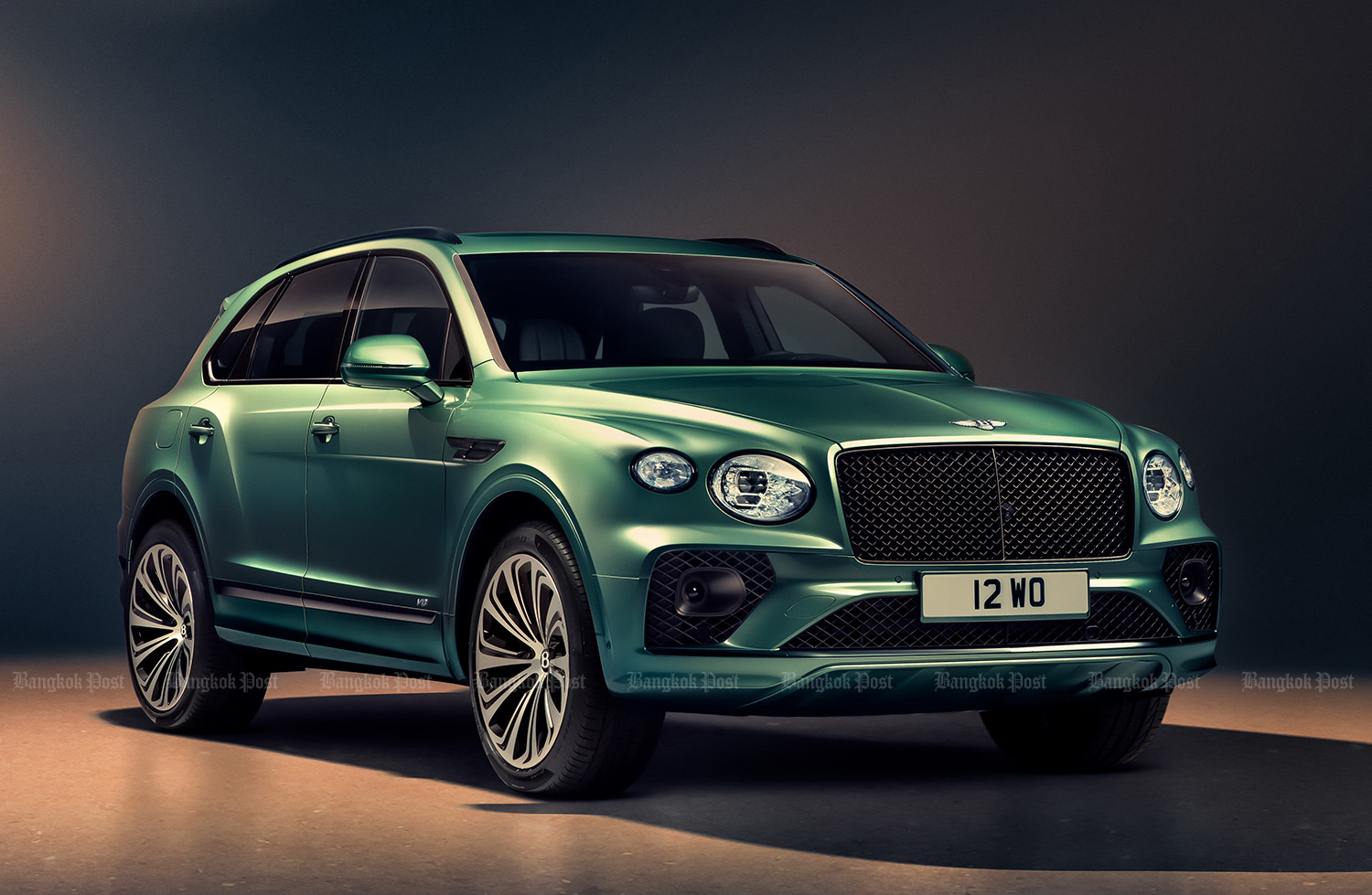 Bentley gives Bentayga mid-cycle refresh for 2020
