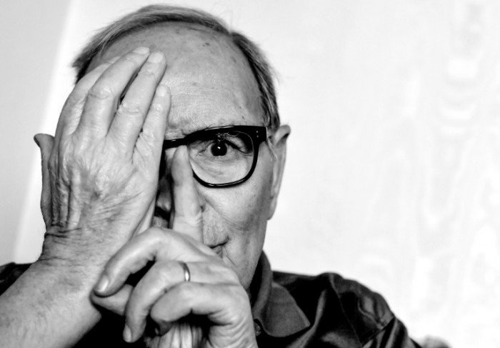 Art world, politicians salute talent of Morricone