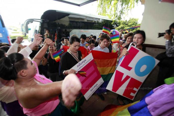 Same-sex marriage endorsed