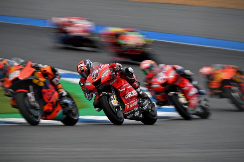 MotoGP could roar back to Buri Ram in November