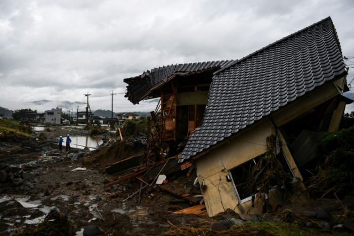 Japan issues fresh rain disaster warnings as toll hits 54