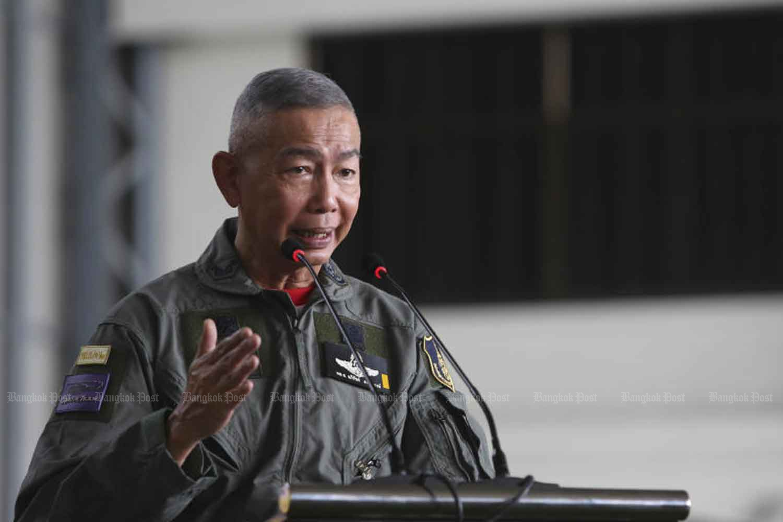 Army chief Apirat Kongsompong