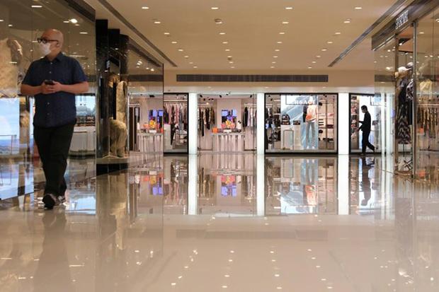 A shopping centre in Tsim Sha Tsui. (South China Morning Post photo)