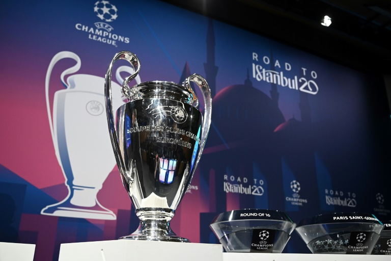 Champions League round of 16 venues confirmed