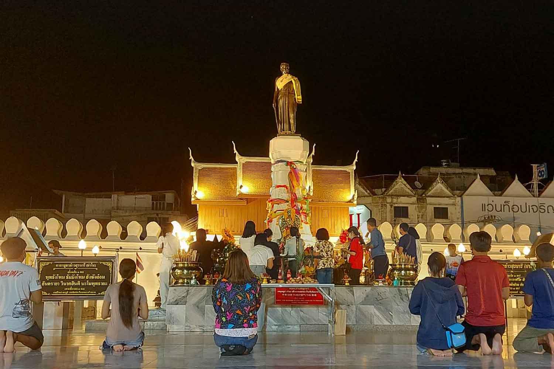 Thao Suranari monument in Nakhon Ratchasima province (photo: Prasit Tangprasert)