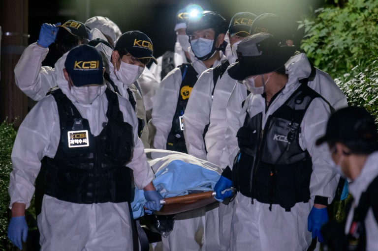 Seoul mayor Park Won-soon's body was recovered on a mountain in the South Korean capital.