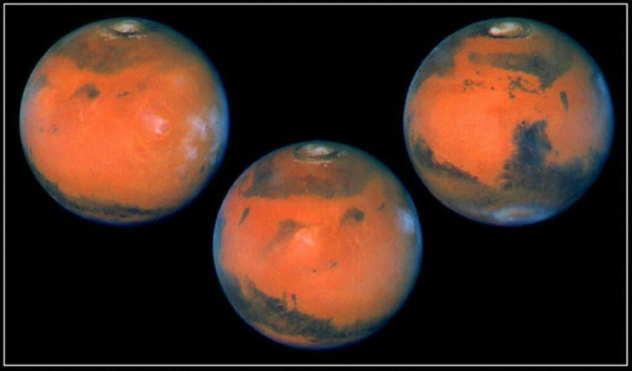 Trio of Mars missions in the starting blocks
